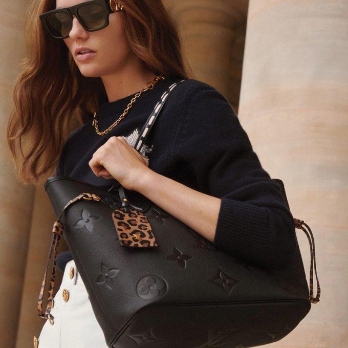 Louis Vuitton turns Wild at Heart for Autumn