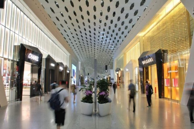 Lagardère Travel Retail reveals upgraded luxury shopping boulevard at Shenzhen International Airport