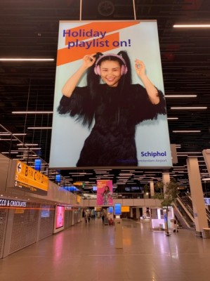 New look for shopping at Amsterdam Schiphol with a focus on total experience