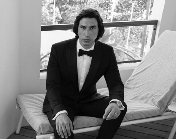 Burberry taps Adam Driver to front new fragrance