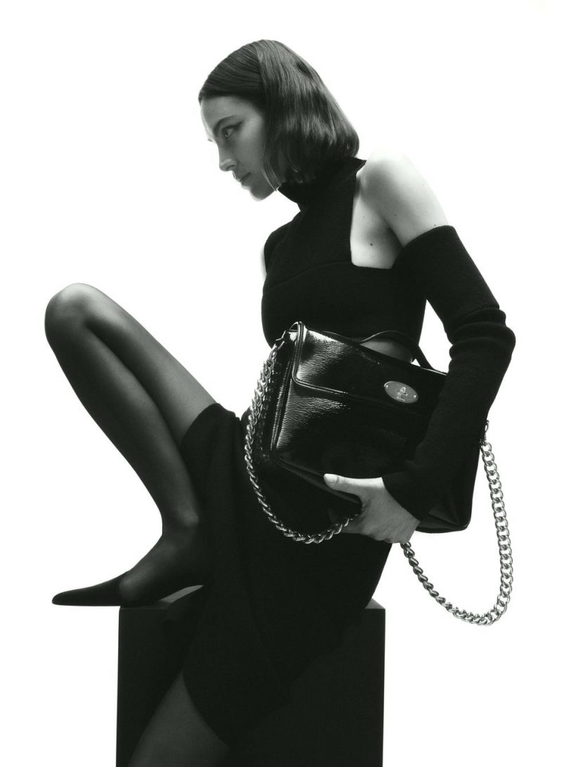 Alexa Chung x Mulberry - together again over a decade after The Alexa bag