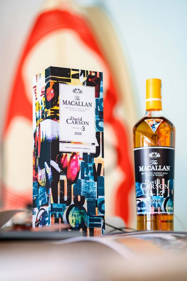 The Macallan reveals third (and final) Concept Series whisky