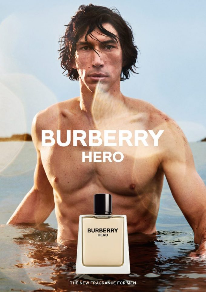 Burberry finds a HERO with launch of new men's fragrance