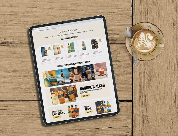 Diageo teams with Delhi Duty Free to launch unique e-commerce initiative