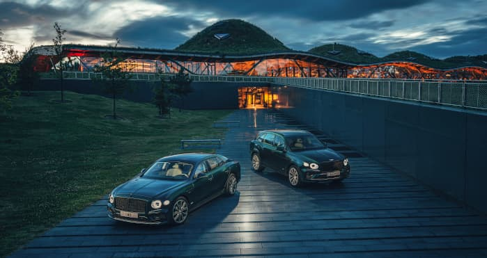 The Macallan and Bentley team up to plan luxury collaborations