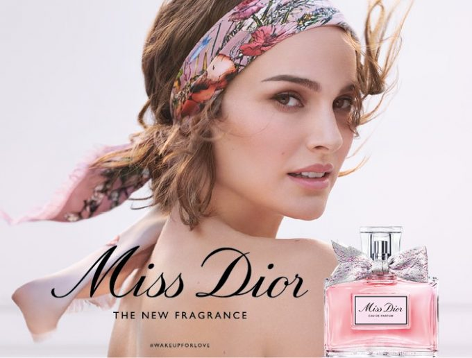 Flowers, flowers! And even more flowers, in their thousands – Miss Dior Eau de Parfum reinvents itself with a new scent