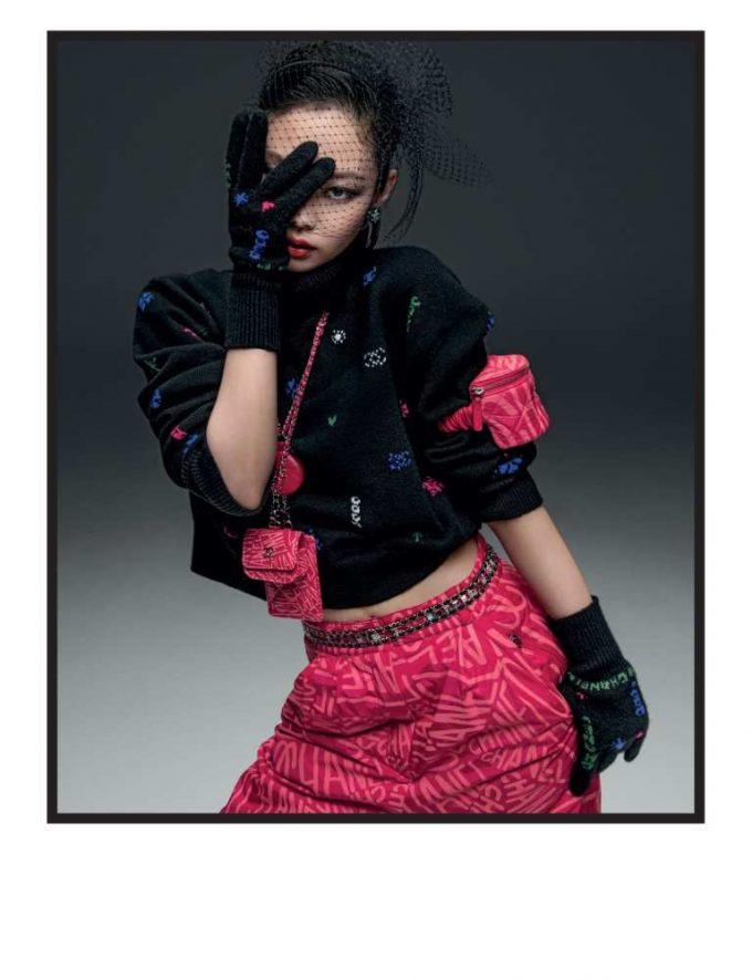 K-pop star Jennie signs up as Chanel brand ambassador