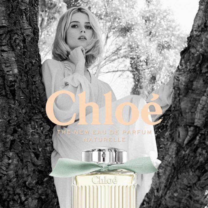 Chloé reveals new Eau de Parfum Naturelle fragrance