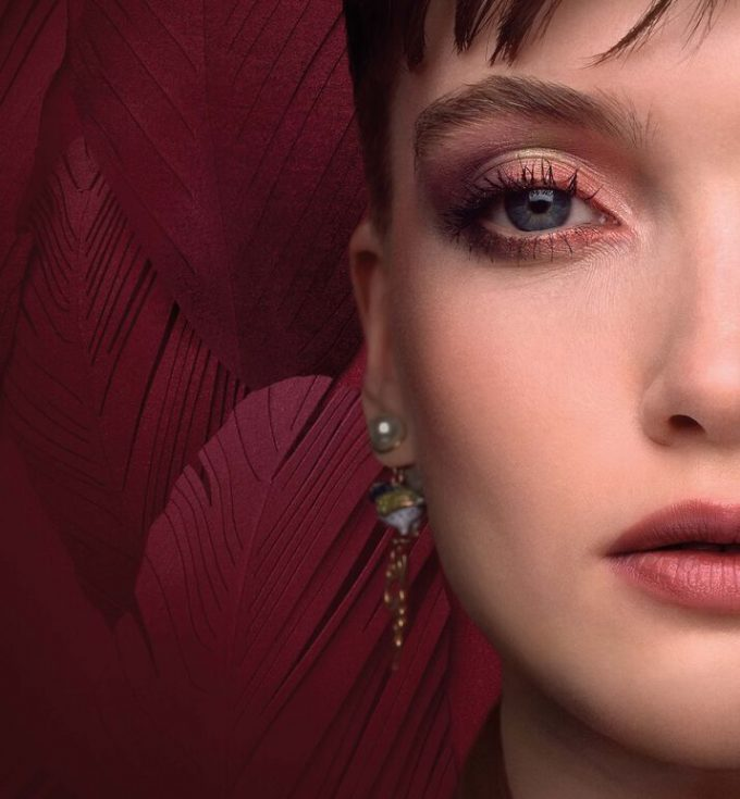DIOR flies into Autumn with 'Birds of a Feather' makeup collection