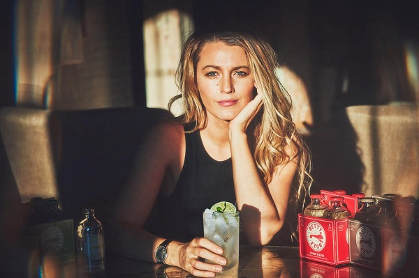 Ryan Reynolds' Aviation Gin and Blake Lively's Betty Buzz mix it up with British Airways at JFK