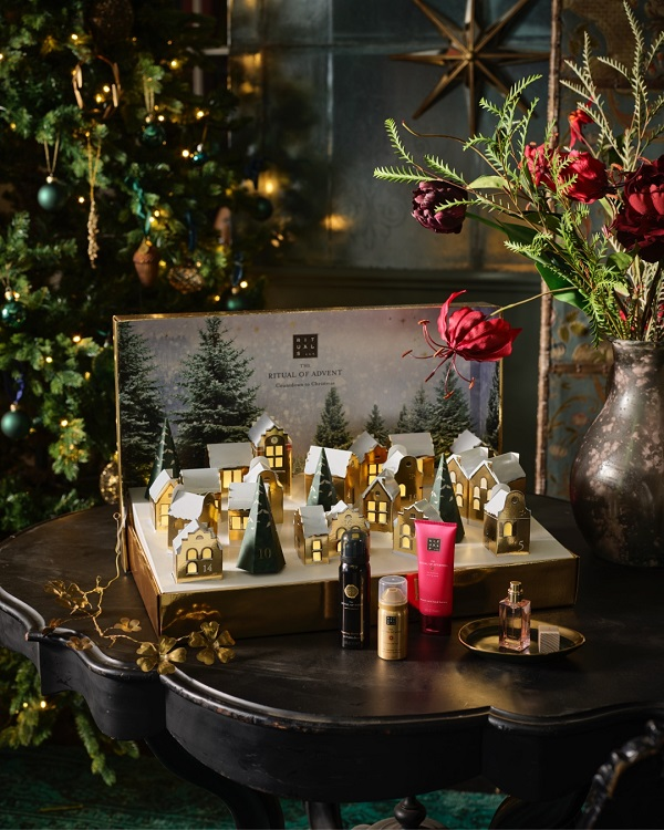 Rituals gets festive with new Golden Advent Calendars and luxury gifts