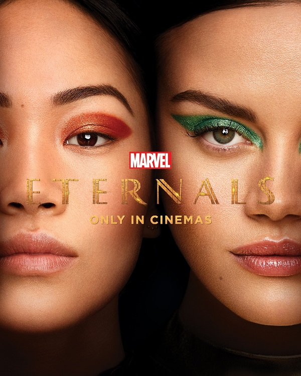 Urban Decay inspire greatness with their new Marvel Studios Eternals Collection