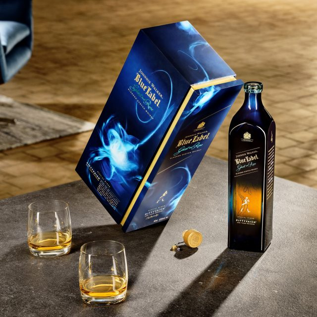 Johnnie Walker announces the fourth bottling in its highly acclaimed Blue Label Ghost & Rare series