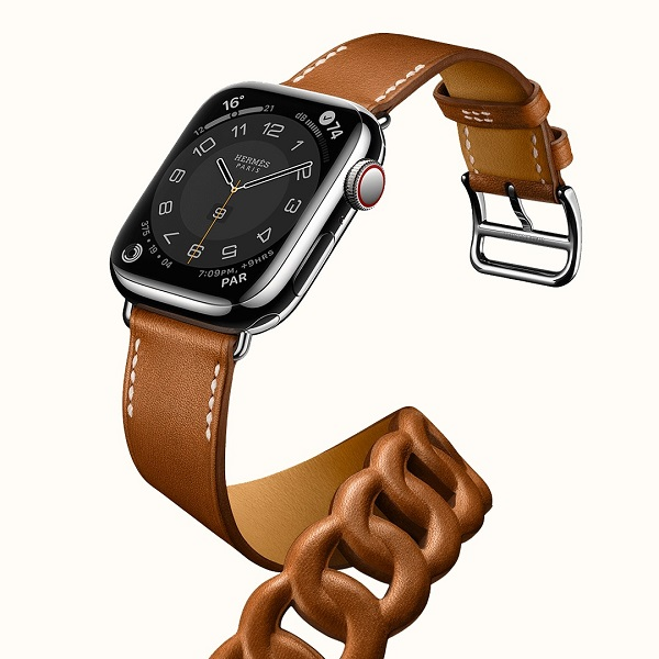 Apple Watch Hermès Series 7 debuts with iconic strap designs