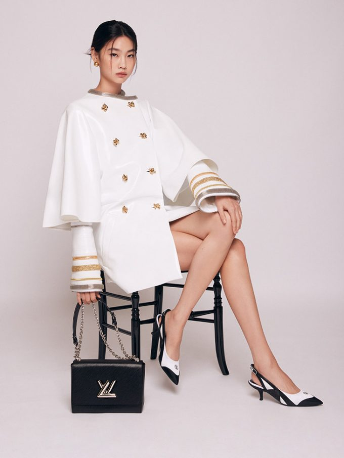 Squid Game's Ho Yeon Jung signs up as Louis Vuitton ambassador