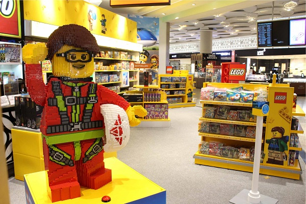 Mumbai Duty Free opens LEGO Store for travellers