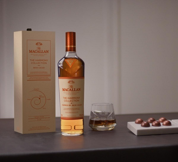 The Macallan unveils new, chocolate-inspired whisky collection