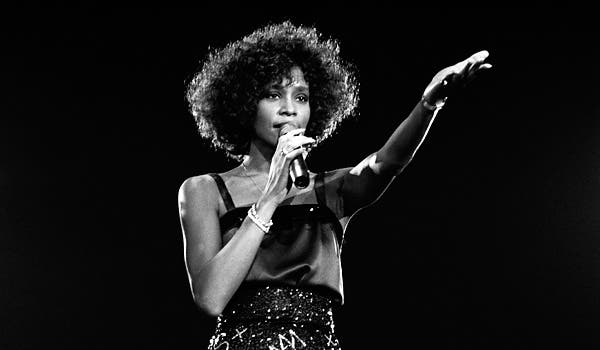 M.A.C Cosmetics x Whitney Houston beauty collaboration will launch in 2022