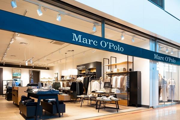 Marco O'Polo at Hamburg Airport